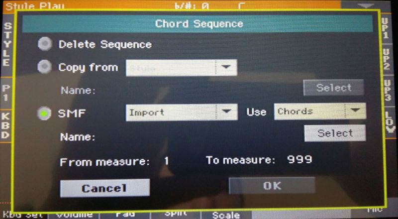 Korg Forums :: View topic - Chord sequencer - chord